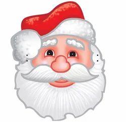 Santa Mask / Christmas Mask