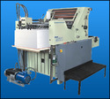 Mid Size Offset Printing Machine