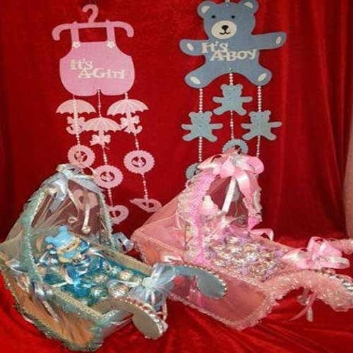 Baby Shower Platters Baby Gift Manufacturer From Delhi
