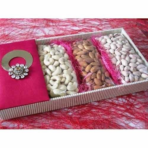 Festival Gifts Dry Fruit Boxes Manufacturer From Delhi