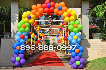 Balloon Decoration Indian Wedding Decorations Marriage Decoration