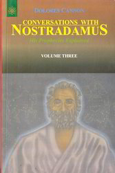 Conversation With Nostradamus Three Volumes Book