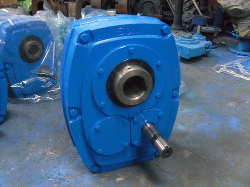 f8bae459 Stone Crusher Gearbox