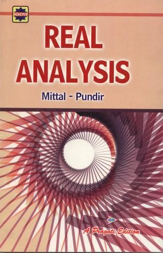 Real Analysis Book - View Specifications & Details by