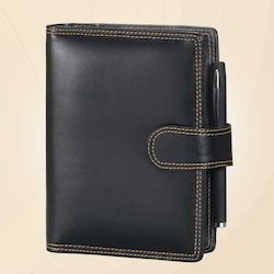 Leather Organiser Diary