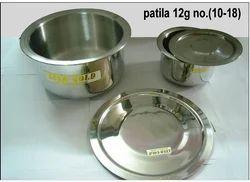 Patila Ever Gold Aluminum Tope