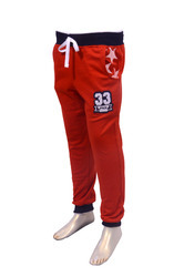 Cotton Kids Track Pants, Size: 3-14 Years