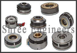 Wet Electromagnetic Multi Disc Clutches