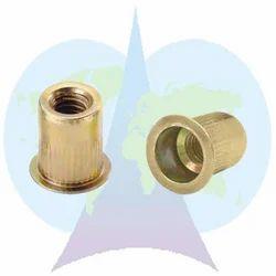 Golden Brass Inserts