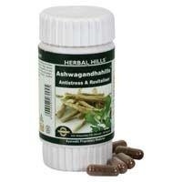 Ashwagandha - 60 Capsules - Natural Stress Relief Supplement