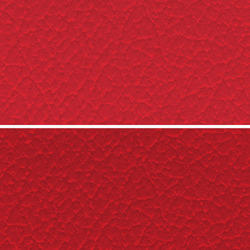 Red Seat PVC Leather Cloth