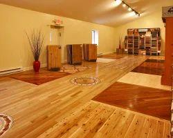 Wooden Flooring (Green Ply)