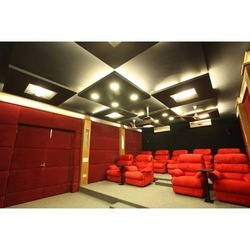 Leather Home Theatre Seating