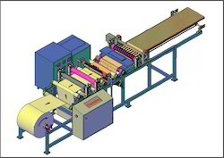 Air Filter Manufacturing Machine