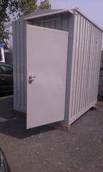 Galvanized Portable Cabin