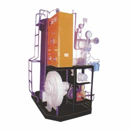 Vertical Coil Type Steam Boiler - Energy Process Equipments ...
