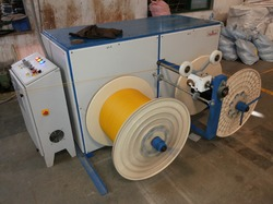 Vikas Engineering Works Dual Winder Machine, Size: 630MM