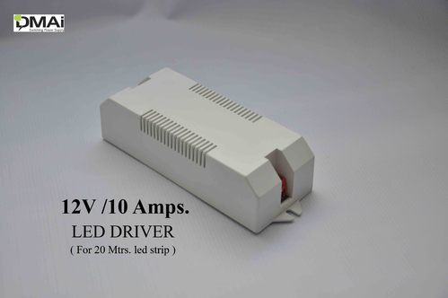 12 v 10 amps strip led light driver dmai power solutions delhi 12 v 10 amps strip led light driver aloadofball Images