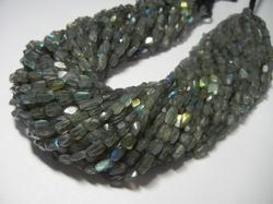 Labradorite Faceted Beads Strands