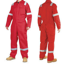 Flame Retardant Coverall