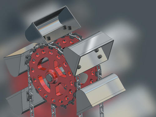 Industrial Chains - Bucket Elevator Chains Manufacturer from