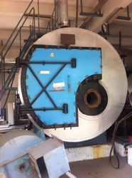Used Iaec High Pressure Steam Boiler