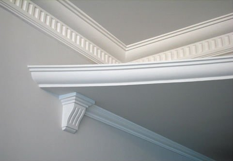 Gypsum False Ceiling Cornice Contractor In Kolkata Decor
