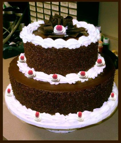 black forest wedding cake picture black forest wedding cake at rs 1000 kilogram s shaadi 11865