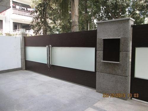 Stainless Steel Main Gate Gate Grilles Fences