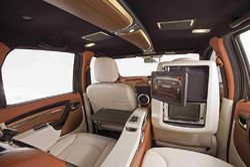 Car Interior Modified