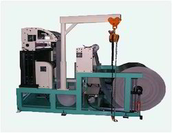 Automatic Blank Punching Machine, For Paper Cup Fan Making, Weight: 2500 Kgs