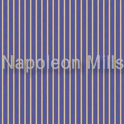 Formal Cotton Stripes Fabric