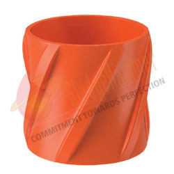 Steel Spiral Vane Solid Rigid Centralizer 01 DSS02