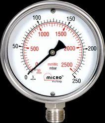 Low Pressure Gauges Low Pressure Gages Suppliers