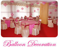 Balloon Decaration