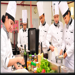 Cooking Course, Cooking Institute & Hotel Management