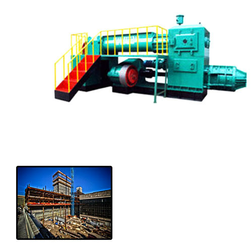 Brick Extruder for Construction Site