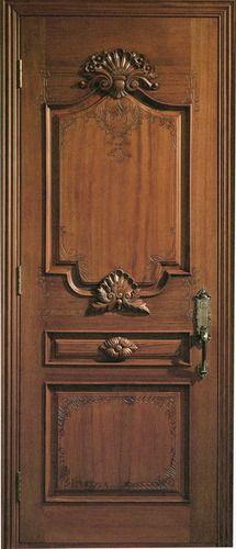 Teak Wood Door Amp Frame Solid Wood Door Manufacturer From