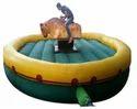 Bull Ride Amusement Game