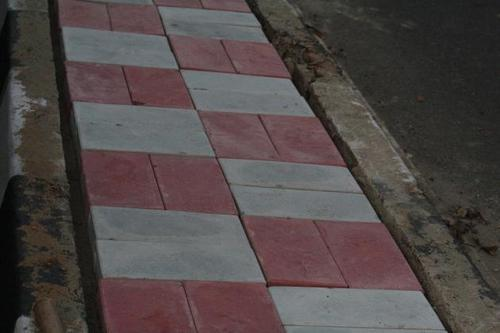 Slab Interlocking Paver