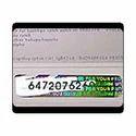 Paper Digital Scratch Hologram Card, For Event, Shape: Rectangular