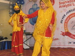 Cultural Programme Held at Silver Jubilee Celebration