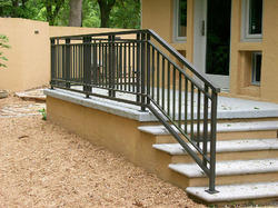 Staircase Railings - Mild Steel Railings Manufacturer from ...