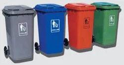 Plastic Pedal Dustbins