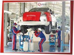 Express Maintenance(Quick Vehicle Service)