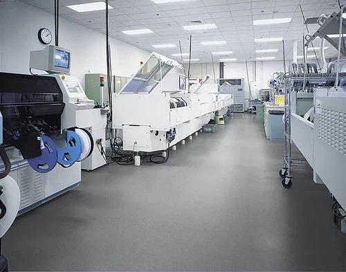 Vinyl Flooring For Pharma Industries Margray India Inc Bengaluru - Vinylboden für industrie