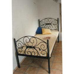 Powder Coated Steel Bed