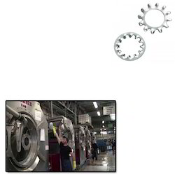 Star Washers for Textile Machinery