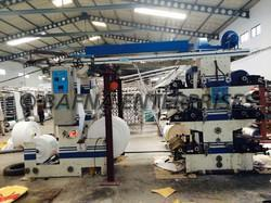 Flexographic Woven Sack Printing Machine At Best Price In