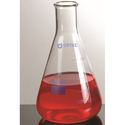 Flasks Erlenmeyer Narrow Mouth Borosilicate Glass